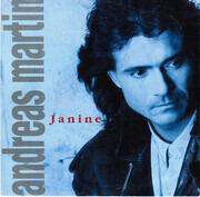7inch Vinyl Single - Andreas Martin - Janine