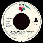 7inch Vinyl Single - Andreas Martin - Nikita & John