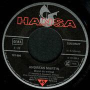 7inch Vinyl Single - Andreas Martin - Wenn Du Weinst