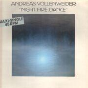 12inch Vinyl Single - Andreas Vollenweider - Night Fire Dance - Original