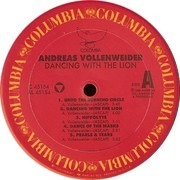 LP - Andreas Vollenweider - Dancing With The Lion