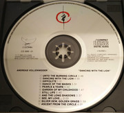 CD - Andreas Vollenweider - Dancing With The Lion