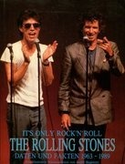 Paperback - Andre Hagedorn - It's only Rock'n Roll. The Rolling Stones.
