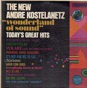 LP - André Kostelanetz - Wonderland Of Sound