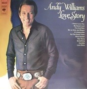 LP - Andy Williams - Love Story