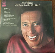 LP - Andy Williams - Love Theme From 'The Godfather' - Gatefold