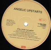 LP - Angelic Upstarts - Still From The Heart