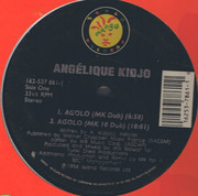 12inch Vinyl Single - Angélique Kidjo - Agolo