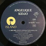 12inch Vinyl Single - Angélique Kidjo - Wé-Wé