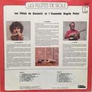 LP - Angelo Petisi - Les Flûtes De Sicile