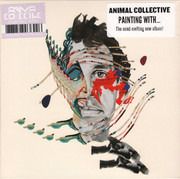 CD - Animal Collective - Painting With - Avey Tare Cover