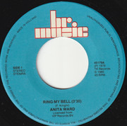 7inch Vinyl Single - Anita Ward / Foxy - Ring My Bell / Get Off