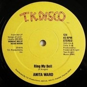 12'' - Anita Ward - Ring My Bell / Make Believe Lovers