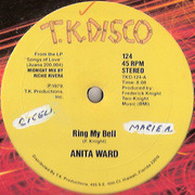 12inch Vinyl Single - Anita Ward - Ring My Bell / Make Believe Lovers