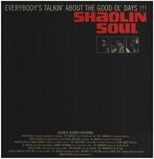 Double LP - Ann Peebles / O.V. Wright / David Porter a.o. - Shaolin Soul