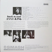 LP - Anna King - Back To Soul