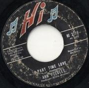 7'' - Ann Peebles - Part Time Love / I Still Love You