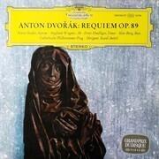 LP-Box - Antonín Dvořák /M.Stader , S. Wagner ,E. Haefliger, K. Borg - Requiem Op. 89 - Gatefold,tulip rim