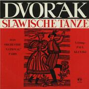 LP - Antonín Dvořák - Orchestre National De France , Paul Kletzki - Slawische Tänze