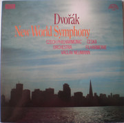 LP - Antonín Dvořák , The Czech Philharmonic Orchestra , Václav Neumann - New World Symphony