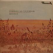 LP - Dvorak - Symphony No. 7 In D Minor