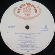 LP - Antonín Dvo?ák - Rusalka ,, Ludmila Cervinkova, Jaroslav Krombholc