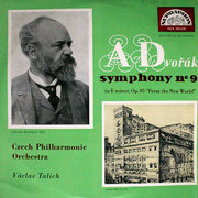 12'' - Antonín Dvo?ák - Symfonie N° 9 In E Minor, Op.95 'From The New World' - Gatefold