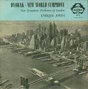 LP - Dvo?ák - New World Symphony (Enrique Jordá)