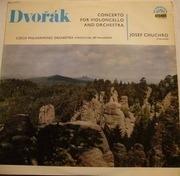 LP - Dvo?ák - Concerto In B Minor For Violoncello & Orchestra  (Ji?í Waldhans)