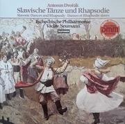 LP - Antonín Dvo?ák / The Czech Philharmonic Orchestra / Václav Neumann - Slawische Tänze - Slavonic Dances: Nr. 1-8, Op.46 - Nr. 9-10, Op.72 - DMM