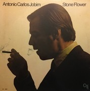 LP - Antonio Carlos Jobim - Stone Flower