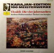 LP - Antonio Vivaldi - Berliner Philharmoniker , Herbert von Karajan - Die Vier Jahreszeiten