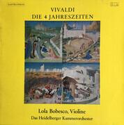 LP - Vivaldi - Die 4 Jahreszeiten - Green label