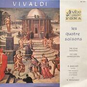 10'' - Antonio Vivaldi - Reinhold Barchet , Pro Musica Orchestra Stuttgart , Rolf Reinhardt - Les Quatre Saisons
