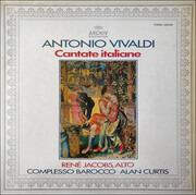 LP - Vivaldi - Cantate Italiane
