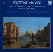 LP-Box - Antonio Vivaldi • Salvatore Accardo • Severino Gazzelloni • I Musici - 6 Concerti Op. 10 • 6 Concerti Op. 11 • 6 Concerti Op. 12 - still sealed