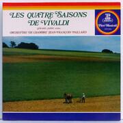 LP - Vivaldi - Les Quatre Saisons - Gatefold