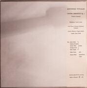 LP-Box - Antonio Vivaldi , Liszt Ferenc Chamber Orchestra , János Rolla , Frigyes Sándor - L'Estro Armonico Op. 3 - Album