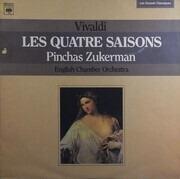 LP - Antonio Vivaldi , Pinchas Zukerman , English Chamber Orchestra - Les Quatre Saisons