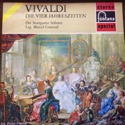LP - Antonio Vivaldi , Stuttgarter Solisten - Marcel Couraud - The Four Seasons