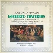 LP - Antonio Vivaldi - Concertos - Gatefold Sleeve