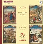 LP - Antonio Vivaldi - Les Quatre Saisons - Gatefold