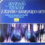 Double LP - Antonio Vivaldi / Orchestre De Chambre Paul Kuentz - L'Estro Armonico OP. 3