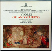 LP-Box - Antonio Vivaldi - Orlando Furioso - booklet with libretto and introduction
