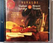 CD - Antonio Vivaldi - Vivaldi - Stabat Mater & Concertos