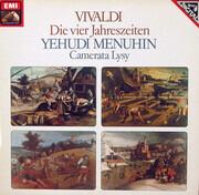 LP - Antonio Vivaldi / Yehudi Menuhin / Camerata Lysy Gstaad - Die Vier Jahreszeiten