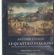 LP - Antonio Vivaldi - Le Quattro Stagioni