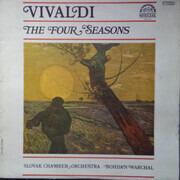 LP - Antonio Vivaldi - The Four Seasons