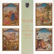 LP - Antonio Vivaldi - I Musici , Félix Ayo - Die Vier Jahreszeiten