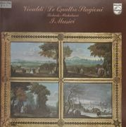 LP - Antonio Vivaldi - Roberto Michelucci / I Musici - Le Quattro Stagioni